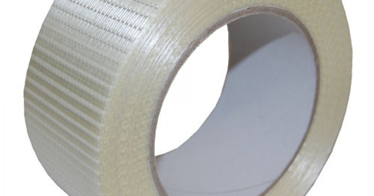 Contact Packaging Ltd now stock Cross Weave Vibac Packaging Tape